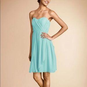 Bridesmaid dress - Mint Green/Donna Morgan/Size 4